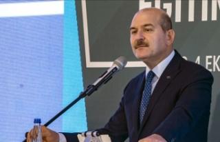 İçişleri Bakanı Süleyman Soylu: Kimlik kartlarına...