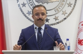İçişleri Bakanlığı Sözcüsü Çataklı: Türkiye...