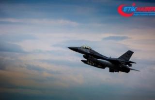 Irak'ın kuzeyinde PKK'lı 6 terörist etkisiz...