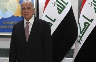 Irak Dışişleri Bakanı: ABD'nin çekilmesi, Irak'a...