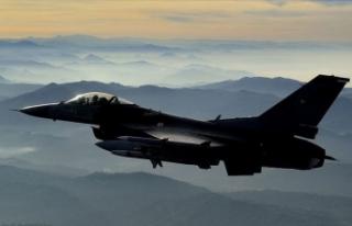 Irak'ın kuzeyinde eylem hazırlığındaki 6...