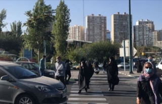İran'da son 24 saatte 440 kişi Kovid-19'dan...
