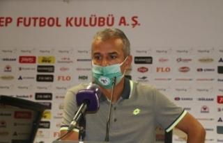 "İsmail Kartal: ""Duran topla gol yemek beni üzdü"""