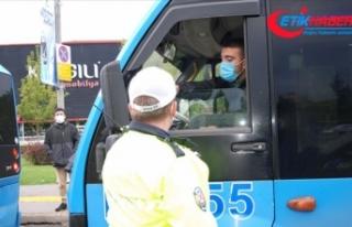 İstanbul'da toplu taşıma araçlarında koronavirüs...
