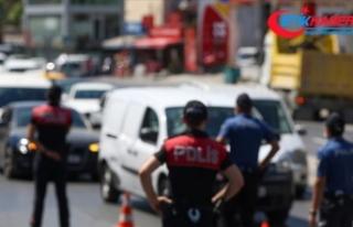 İstanbul'daki Kovid-19 denetimlerinde 713 cezai...