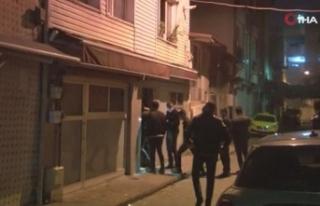 İstanbul'da 'Çukur' operasyonları...