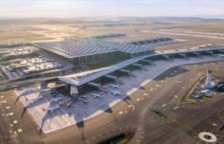 İstanbul havalimanlarından 11 ayda 37,5 milyon yolcu...