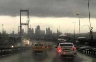 Meteoroloji 2 bölgeyi uyardı! Ege ve Marmara'da...