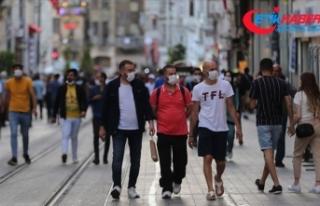 İstanbullular diğer illere göre 2 kat fazla Kovid-19...