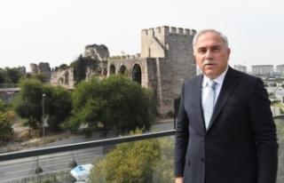 İstanbul'un tarihi Yardımada'sı için tarihi...