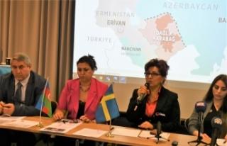 İsveç Azerbaycan Koordinasyon Şurası: Ermenistan...