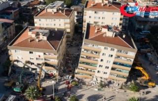 İzmir'de ana şoktan sonra 484 artçı deprem...