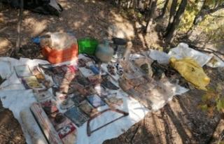 Jandarmadan PKK/KCK terör örgütüne darbe