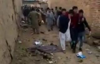Kabil'de intihar saldırısı: 10 ölü, 20 yaralı