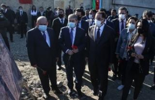 Kamu Başdenetçisi Malkoç'tan Ermenistan'a...