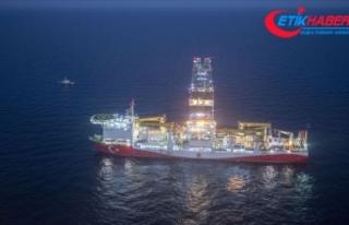 Karadeniz'deki keşif gaz talebinin yüzde 22'sini...