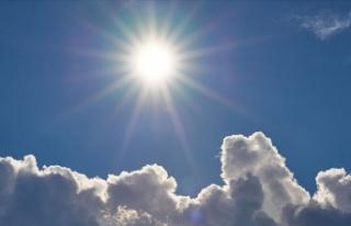 Karadeniz Bölgesi'nde 7 ilde sıcaklık mevsim...
