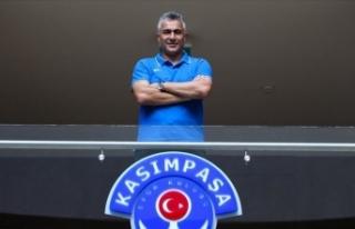 Kasımpaşa'da Mehmet Altıparmak'ın 100....