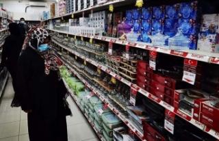 Katar'daki büyük marketler zinciri Türk ürünlerine...