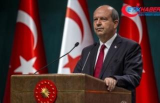 KKTC Başbakanı Tatar: Perşembe sabahı Kapalı...