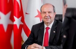 """KKTC Cumhurbaşkanı Adayı Tatar: """"Esareti değil,..."""