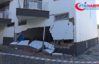 Kuşadası Belediyesine deprem dolayısıyla 386 hasar...