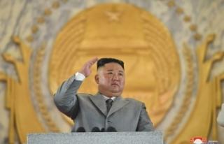 Kuzey Kore lideri Kim Jong-un halktan ağlayarak özür...
