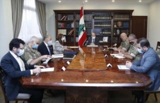Lübnan: İsrail'le müzakerelerin ilk aşaması...