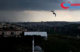 Marmara Bölgesi'nde sıcaklıklar 2 ila 4 derece...