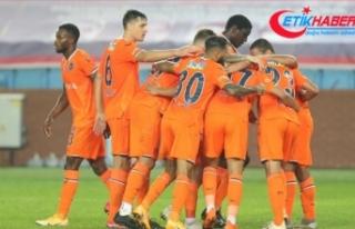 Medipol Başakşehir UEFA Şampiyonlar Ligi'nde...
