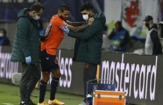Medipol Başakşehirli futbolcu Junior Caiçara ameliyat...