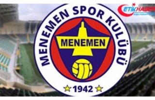 Menemenspor'da 7'si futbolcu 13 kişinin...