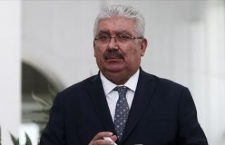 MHP Genel Başkan Yardımcısı Yalçın'dan...