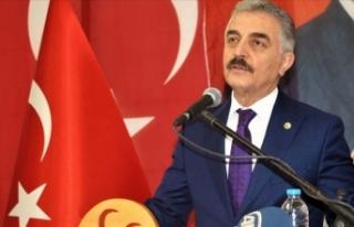MHP'li Büyükataman: HDP sevdalısı partilerin...