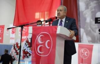"""MHP'li Durmaz: """"CHP'nin içine HDP'nin kaçtığı..."""