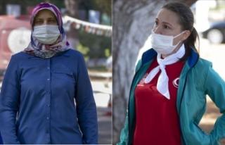 'Pandemi hemşirelerini' en çok tedbirsiz...