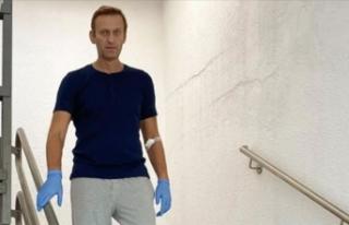Rus muhalif Navalnıy zehirlenmesinin arkasında Putin'in...