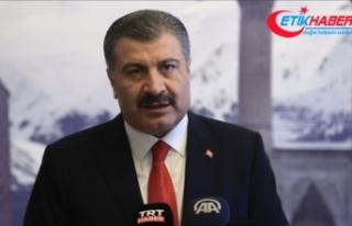 Sağlık Bakanı Koca uyardı: Bir haftadır Kovid-19...