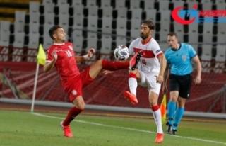 Sırbistan'ın 7 futbolcusu Türkiye kafilesinde...
