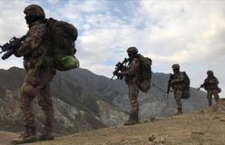 Fırat Kalkanı bölgesinde 6 terörist etkisiz hale...