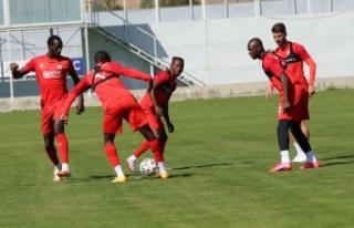 Sivasspor'un hedefi UEFA Avrupa Ligi I Grubu'ndan...