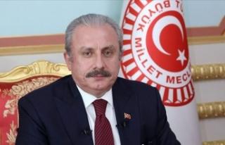 TBMM Başkanı Mustafa Şentop, Ermenistan'ın...
