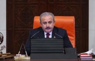 TBMM Başkanı Şentop: Türkiye vatan savunmasında...
