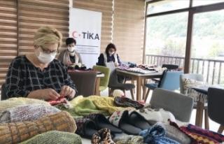 TİKA'dan Bosna Hersek'te savaş ve şiddet...