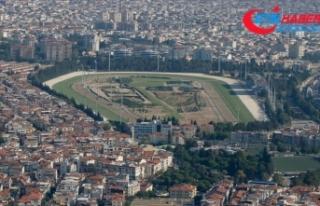 TJK İzmir'deki depremin ardından Şirinyer...