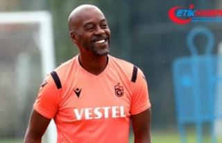 Trabzonspor Teknik Direktörü Newton: Trabzonspor'da...