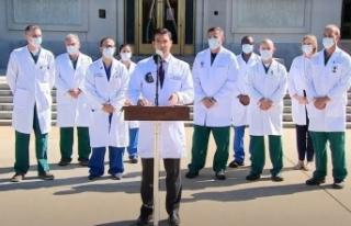 "Trump'ın doktoru Sean Conley: ""Başkanın durumu..."