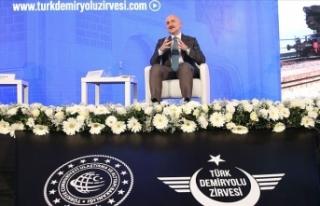 Türk Demiryolu Zirvesi'ni sosyal mecralardan...