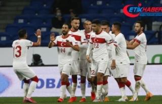 Türkiye-Sırbistan maçını Bulgar hakem Georgi...