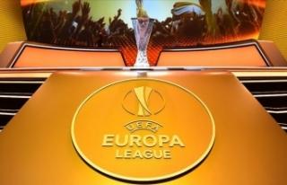 UEFA Avrupa Ligi grupları yarın belli olacak